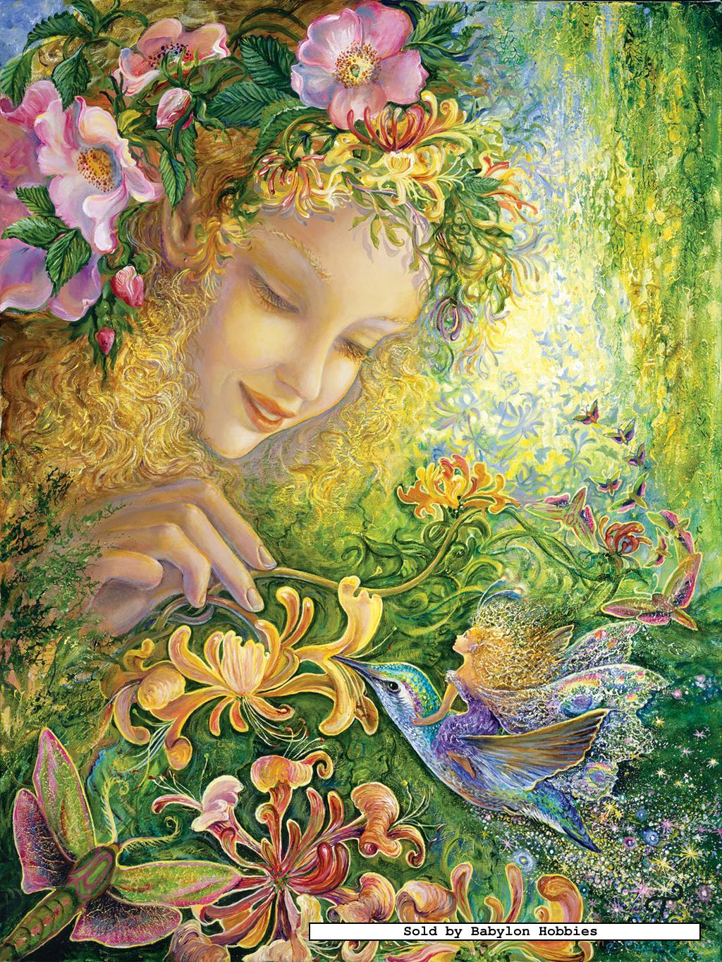 Josephine Wall | Tales from the Fairies