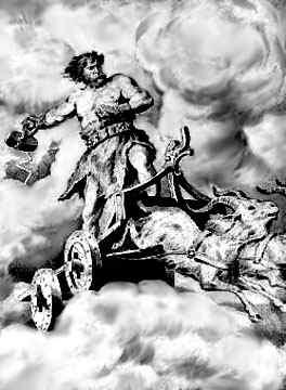 Tor norron-mytologi info