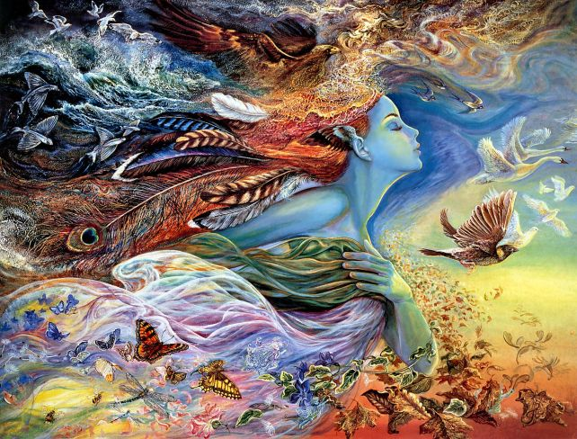 josephine_wall_girl_birds_butterflies_swans_hd-wallpaper-353961